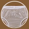 Ochranné inkontinenční kalhotky PVC 2G vysoké