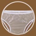 Ochranné inkontinenční kalhotky PVC 2G nízké