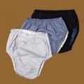 Ochranné inkontinenční kalhotky POLY DUO nízké In-Tex