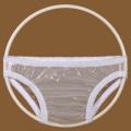 Ochranné inkontinenční kalhotky PVC FIX slip