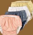 Ochranné inkontinenční kalhotky POLY DUO SAN ZAPÍNACÍ střední