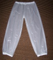 Převlečné kalhoty z PVC dlouhé In-Tex