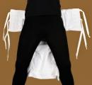 Velká zavinovačka - postup oblékání