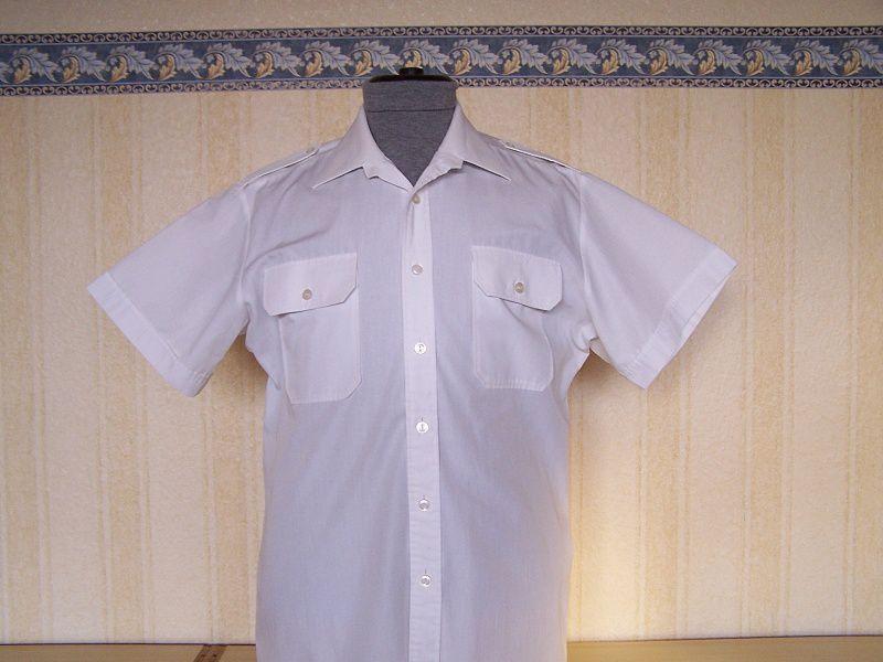 """Košile """"PILOTKA"""" s krátkými rukávy In-Tex"""