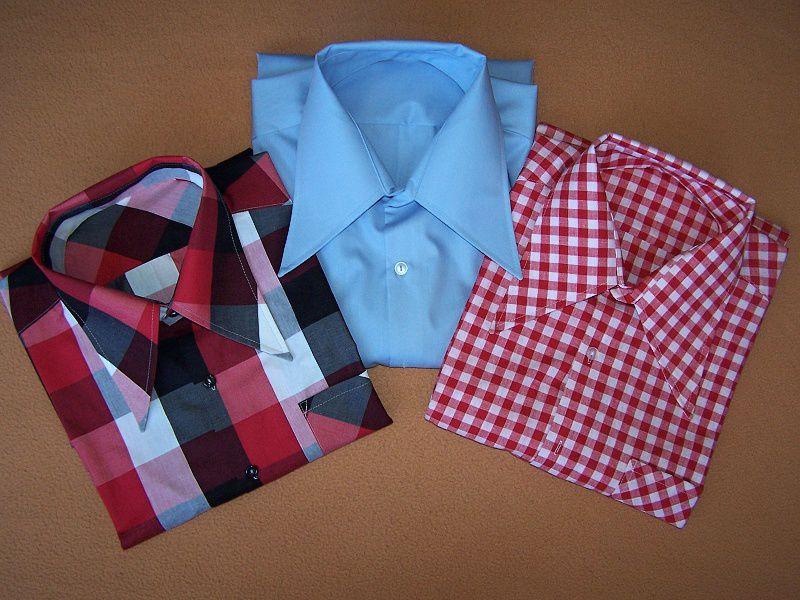 "Košile ""RETRO"" s krátkými rukávy In-Tex"