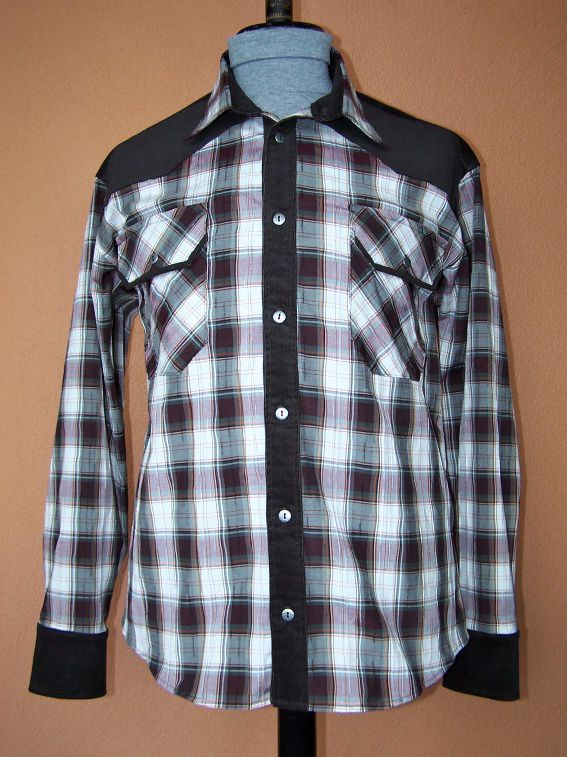 "Košile ""COUNTRY"" s dlouhými rukávy In-Tex"