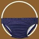 Ochranné inkontinenční kalhotky POLY FIX slip In-Tex