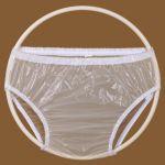 Ochranné inkontinenční kalhotky PVC 2G nízké In-Tex