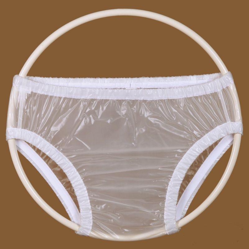 Ochranné inkontinenční kalhotky PVC FIX nízké In-Tex
