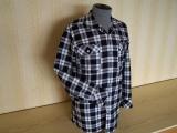 Vycházková košile s krátkými rukávy, dvě kapsičky s klopami