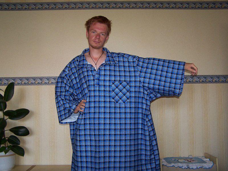 Košile s krátkým zapínáním - dlouhé rukávy In-Tex