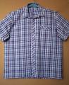 Vycházková košile s krátkými rukávy