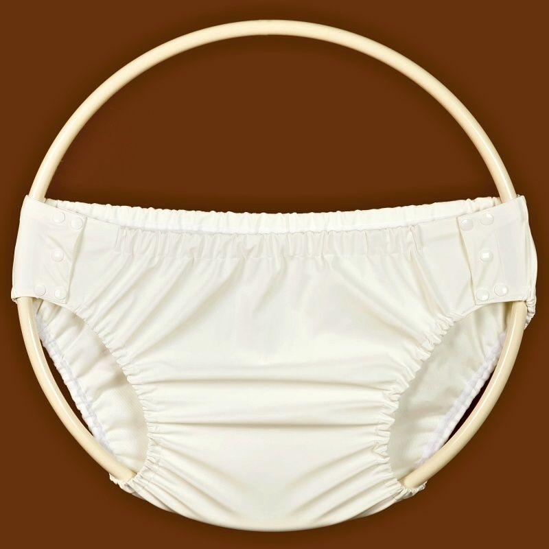Ochranné inkontinenční kalhotky POLY ZAPÍNACÍ nízké In-Tex