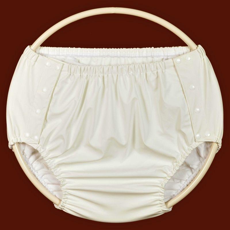 Ochranné inkontinenční kalhotky POLY ZAPÍNACÍ vysoké In-Tex