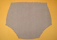 Ochranné inkontinenční kalhotky PVC DUO nízké In-Tex