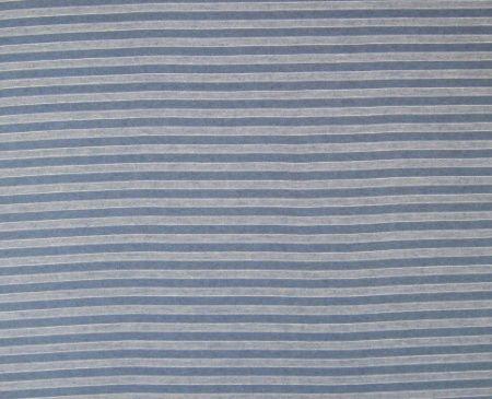 Body pro inkontinenci KLASIK - dlouhé rukávy, v pase guma - 7.modrošedý proužek úplet In-Tex
