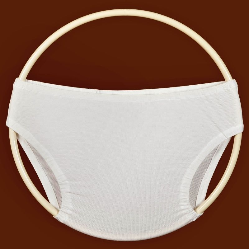 Kalhotky San, vel.2 slip, bílé In-tex