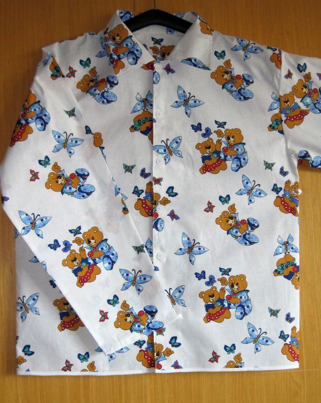 Pyžamový kabátek In-Tex