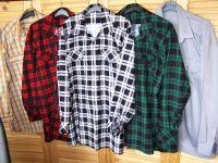 Vycházková košile s dlouhými rukávy In-Tex